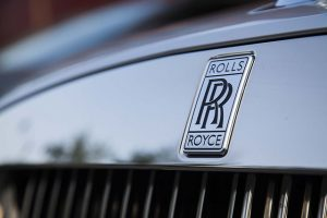 logo Rolls Royce'a