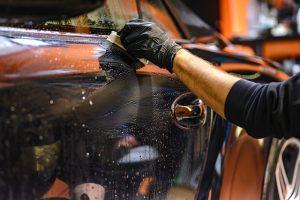 Mycie auta w myjni