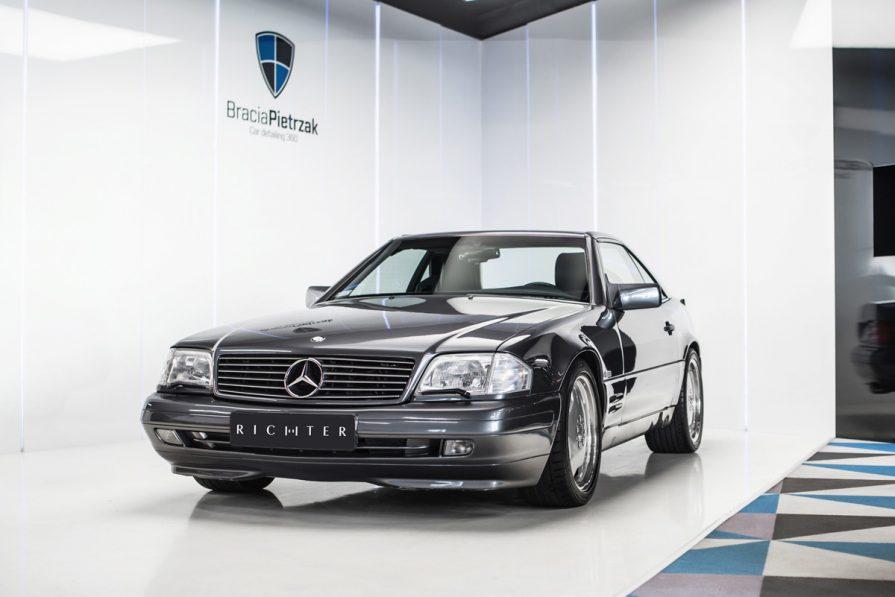 Mercedes SL320