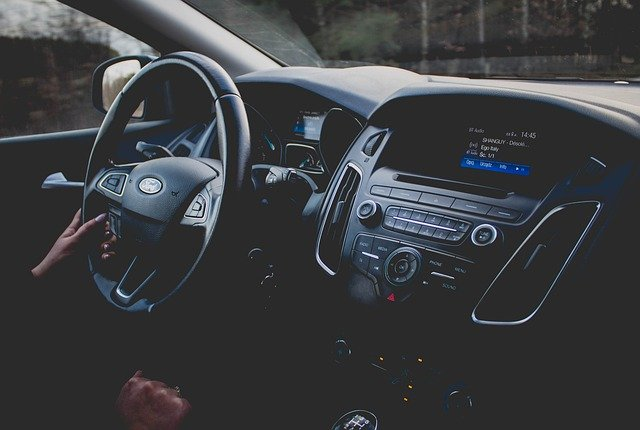 Wypożyczony samochód